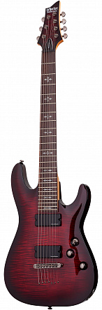 Электрогитара SCHECTER DEMON-7 CRB