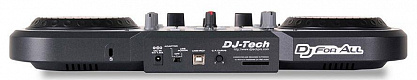 DJ КОНТРОЛЛЕР DJ-TECH DJ For All