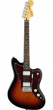 ЭЛЕКТРОГИТАРА FENDER SQUIER JAGMASTER Vintage Modified Series RW 3-Color Sunburst