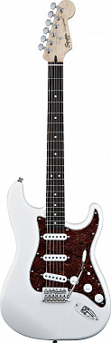 ЭЛЕКТРОГИТАРА FENDER SQUIER VINTAGE MODIFIED STRATOCASTER RW OLYMPIC WHITE