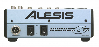МИКШЕРНЫЙ ПУЛЬТ ALESIS MULTIMIX 6FX