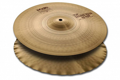 "ТАРЕЛКА PAISTE 13"" SOUND EDGE HI-HAT 2002"