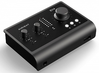 Аудиоинтерфейс AUDIENT ID14 MKII