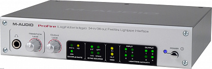 АУДИОИНТЕРФЕЙС M-AUDIO PROFIRE LIGHTBRIDGE