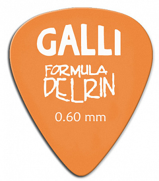 Медиатор GALLI STRINGS D51O