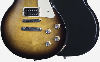 ЭЛЕКТРОГИТАРА GIBSON LP 50s Tribute 2016 T Satin Vintage Sunburst