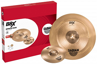 Комплект тарелок SABIAN B8X Effects Pack