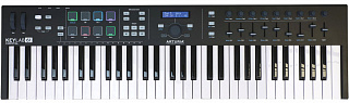 MIDI-контроллер ARTURIA KeyLab Essential 61 Black Edition