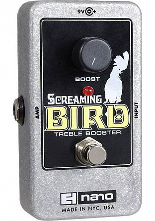 ГИТАРНЫЙ ЭФФЕКТ ELECTRO-HARMONIX SCREAMING BIRD