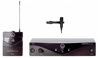 РАДИОСИСТЕМА AKG PERCEPTION WMS45 PRESENTER SET