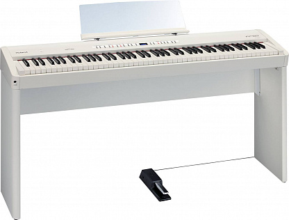 Цифровое пианино ROLAND FP-50 WH