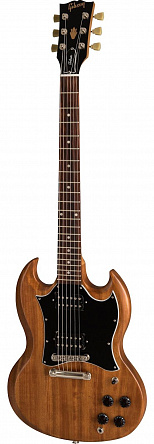 Электрогитара GIBSON SG TRIBUTE NATURAL WALNUT