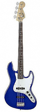 БАС-ГИТАРА FENDER AFFINITY J-BASS RW METALLIC BLUE