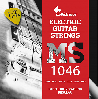 Струны GALLI STRINGS MS1046