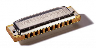 ГУБНАЯ ГАРМОШКА HOHNER BLUES HARP 532/20 MS G