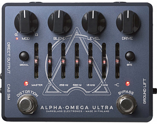 Басовый эффект Darkglass Electronics Alpha Omega Ultra