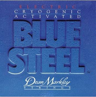 СТРУНЫ DEAN MARKLEY BLUE STEEL ELECTRIC 2558 LTHB