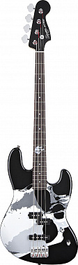 БАС-ГИТАРА FENDER SQUIER FRANK BELLO J-BASS RW BLACK