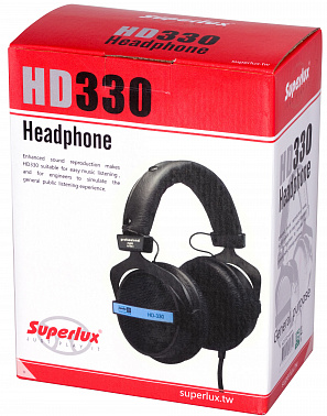 Наушники Superlux HD330