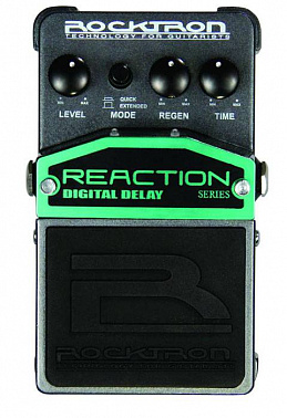 ГИТАРНЫЙ ЭФФЕКТ ROCKTRON REACTION DIGITAL DELAY
