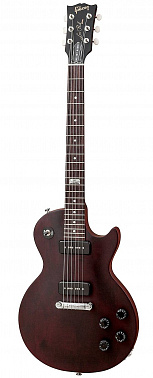 Электрогитара GIBSON LP MELODY MAKER 2014 WINE RED SATIN