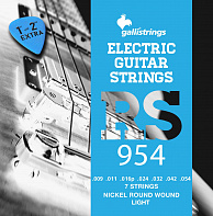 Струны GALLI STRINGS RS954