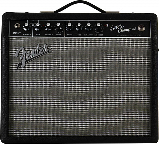 Гитарный комбо FENDER SUPER CHAMP® X2 COMBO
