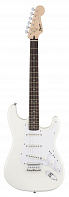 Fender Squier Bullet Stratocaster SSS Hard Tail Rw Arctic White