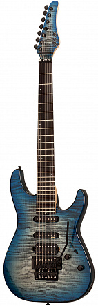Электрогитара SCHECTER SUN VALLEY SUPER SHREDDER FR-7 III SKYB
