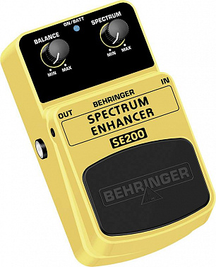 ГИТАРНЫЙ ЭФФЕКТ BEHRINGER SE 200 SPECTRUM ENHANCER