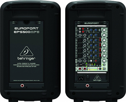 КОМПЛЕКТ BEHRINGER EPS500MP3 EUROPORT