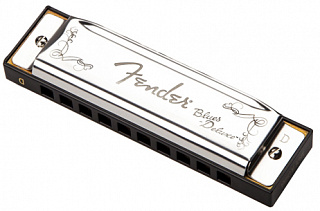 Губная гармоника FENDER Blues Deluxe Harmonica D