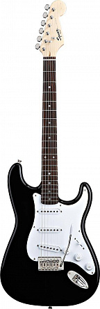 FENDER SQUIER BULLET WITH TREMOLO RW BK