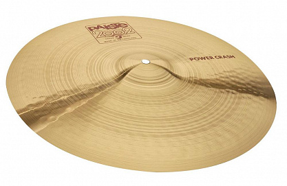 "ТАРЕЛКА PAISTE 20"" POWER CRASH 2002"