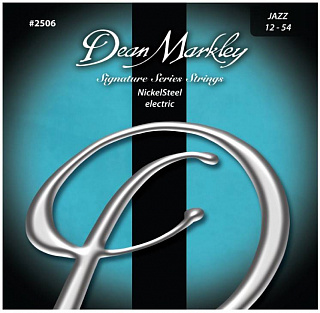 СТРУНЫ DEAN MARKLEY NICKELSTEEL ELECTRIC 2506