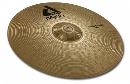 "ТАРЕЛКА PAISTE 16"" THIN CRASH ALPHA"