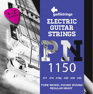 Струны GALLI STRINGS PN1150