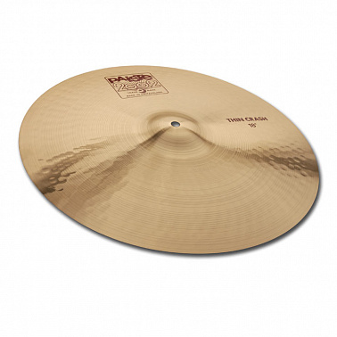 "ТАРЕЛКА PAISTE 16"" THIN CRASH 2002"