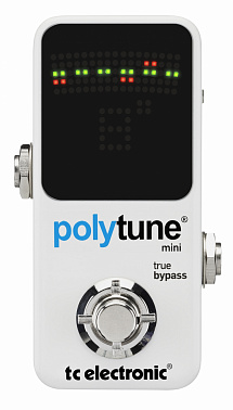 Тюнер TC ELECTRONIC POLYTUNE MINI