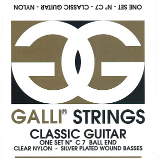 Струны GALLI STRINGS C007