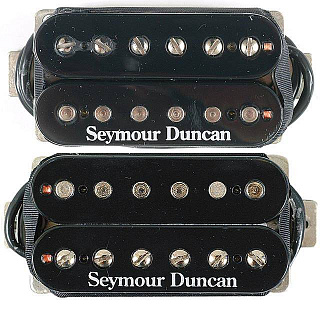 ЗВУКОСНИМАТЕЛЬ SEYMOUR DUNCAN HOT RODDED HUMBUCKER