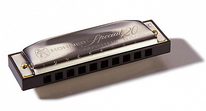 ГУБНАЯ ГАРМОШКА HOHNER COUNTRY SPECIAL 560/20C