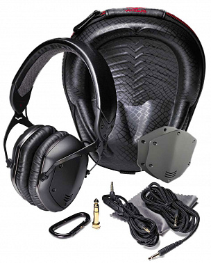 Наушники V-MODA Crossfade LP2 Matte Black Metal