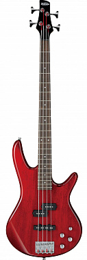 БАС-ГИТАРА IBANEZ GSR200 TRANSPARENT RED