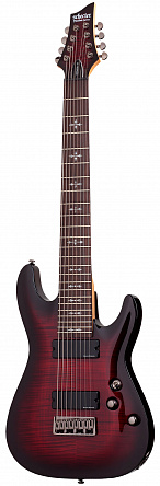 Электрогитара SCHECTER DEMON-8 CRB