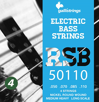 Струны GALLI STRINGS RSB50110