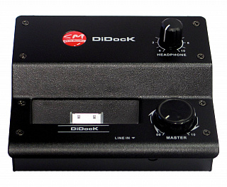 DI-BOX SM PRO AUDIO DI-DOCK