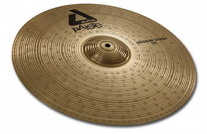 "ТАРЕЛКА PAISTE 16"" MEDIUM CRASH ALPHA"