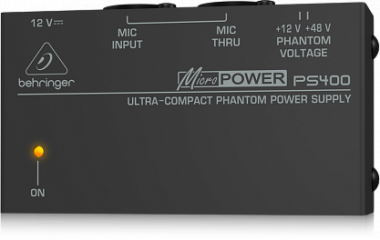 БЛОК ПИТАНИЯ BEHRINGER PS 400 MICROPOWER