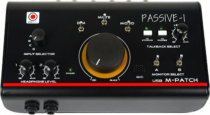 КОНТРОЛЛЕР SM PRO AUDIO M-PATCH PASSIVE-1